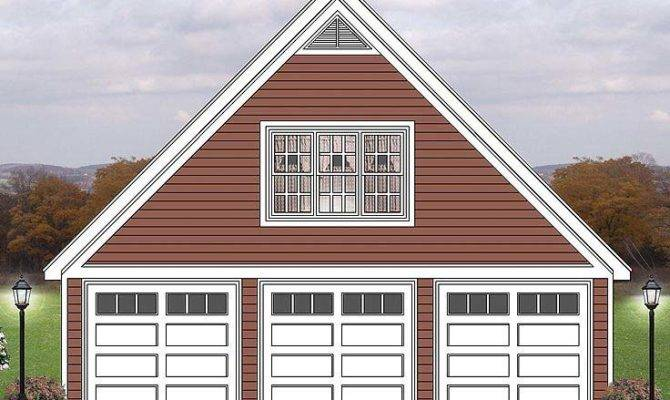 Dream Detached Car Garage Plans House