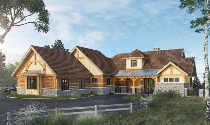 Dream Home Country Farmhouse House Plan