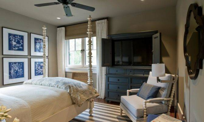 Dream Home Guest Bedroom Video Hgtv