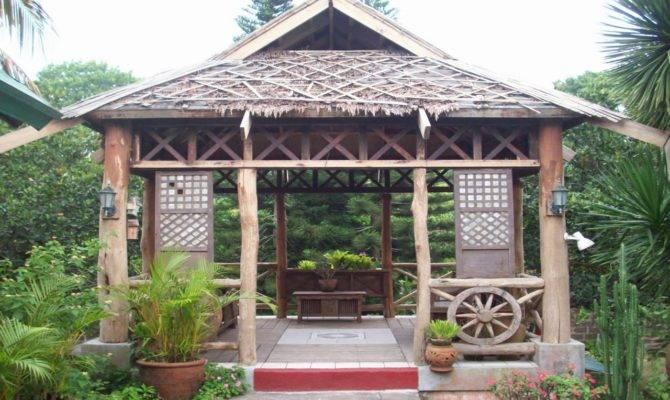 Dream Modern Kitchen Philippine Nipa Hut Designs Bahay