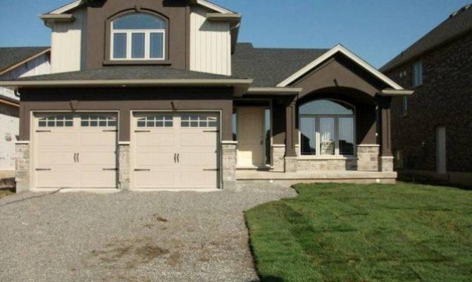 Dream Side Split Homes House Plans