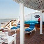 Dreamy Beach Style Decks Relaxing Staycation