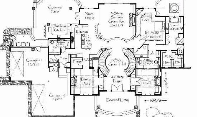 Dual Staircase House Plans Musicdna