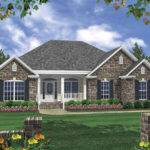 Duchamp Ranch Home Plan House Plans More