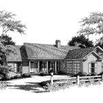 Dugan Traditional Ranch Home Plan House Plans More