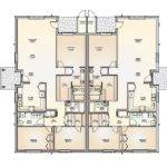 Duplex Floor Plans House Plan Shop