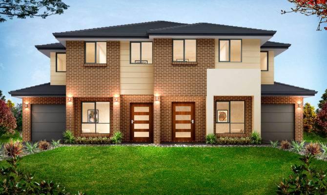 Duplex Home Designs Perth Design Style