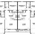Duplex Plans Garage Dandk Organizer