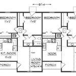 Duplex Plans Joy Studio Design Best
