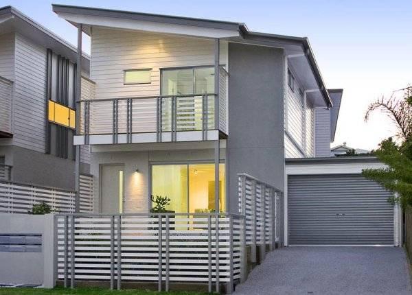 Duplex Townhouse House Plan Plans