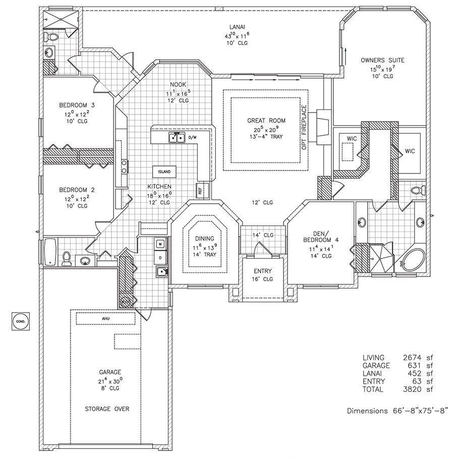 Duran Homes Floor Plans Best Killarney Custom Home