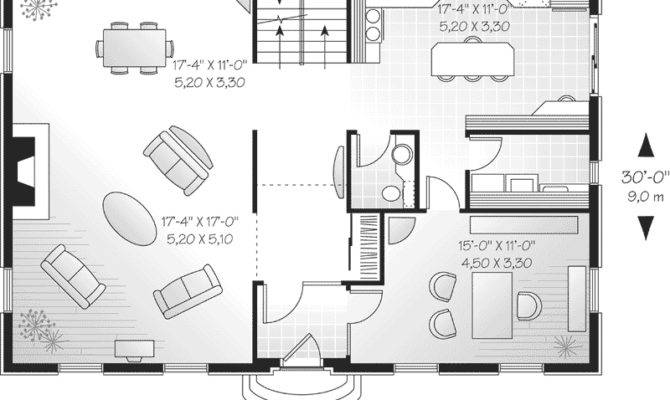 Durbin Colonial Home Plan House Plans More
