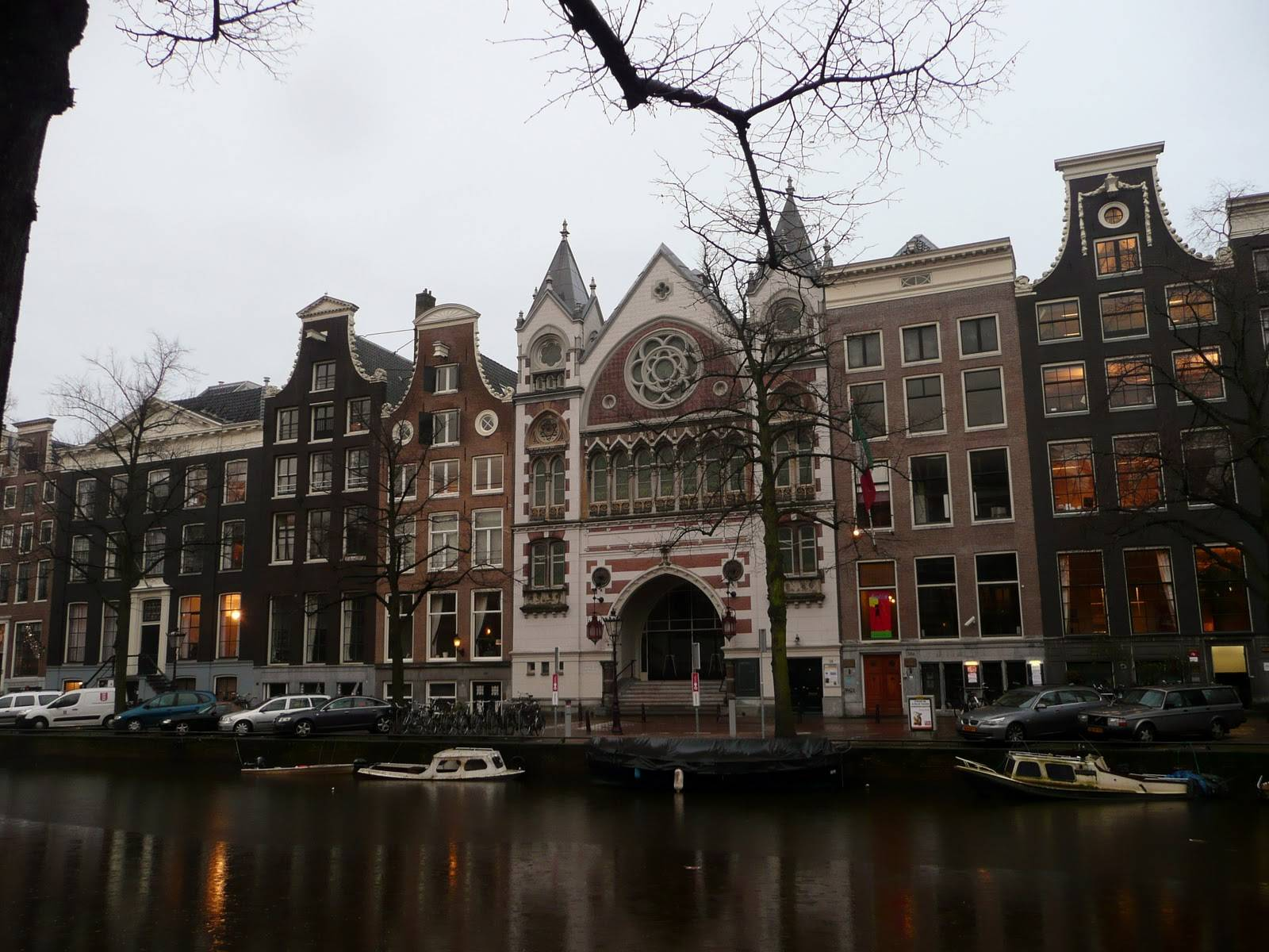 Dutch Architecture Colonial Style Meets Post Modernism