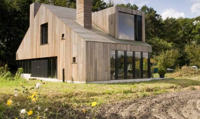 Dutch House Chimneys