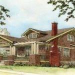 Early Century Suburban House Styles Restoration
