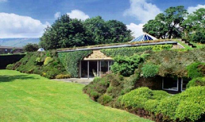 Earth Sheltered Homes Insteading