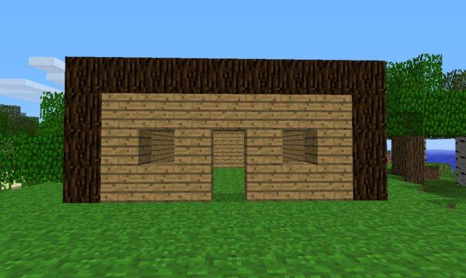 Easy Houses Build Home Decoration
