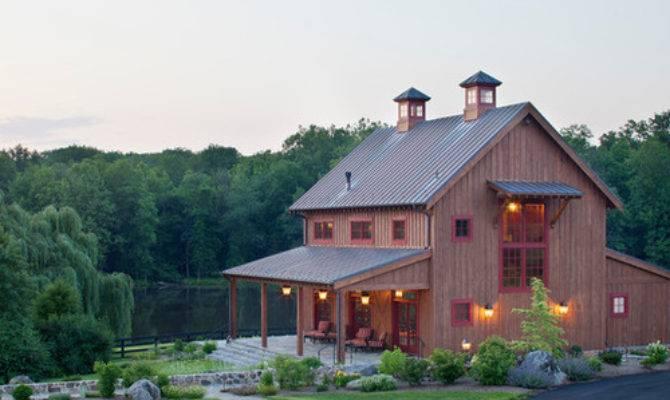 Easy Way Constructing Pole Barn Houses Home