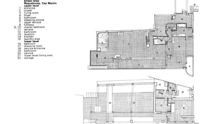 Eclipsing Corbusier Eileen Gray Atelier