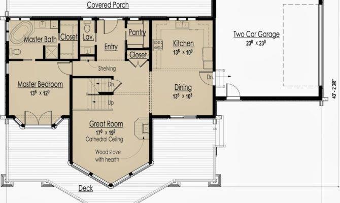 Eco Friendly Home Plans Summer Floor Plan Modern