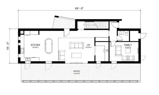 Eco House Designs Floor Plans Interior Exterior Doors Design