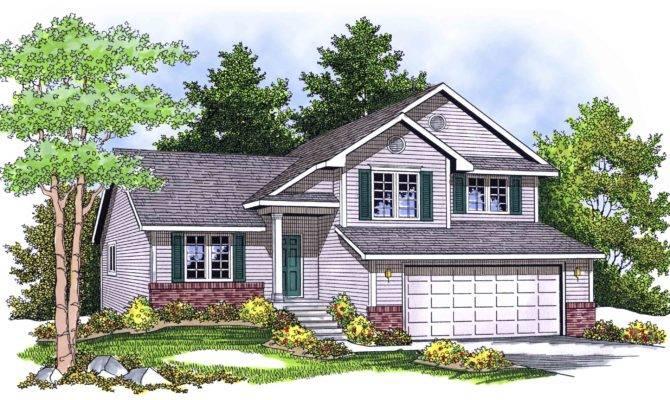 Economical Home Plan Architectural Designs