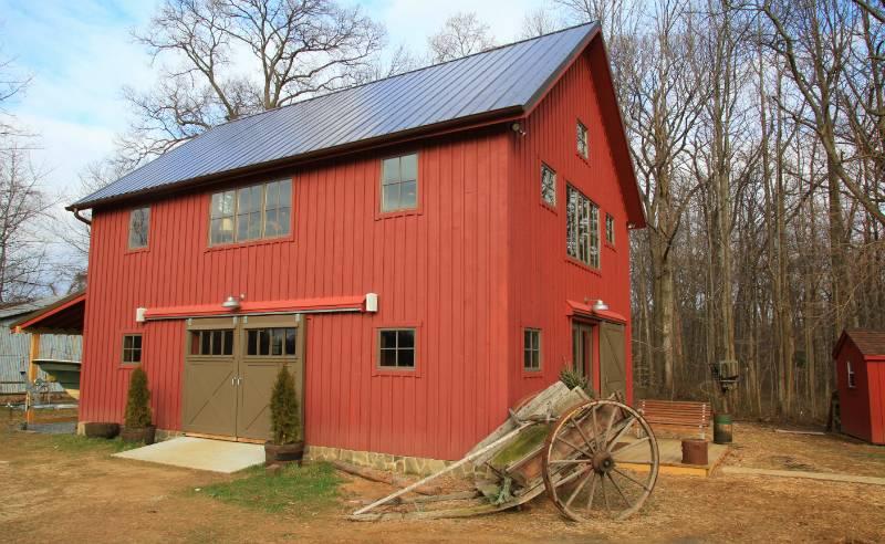Edgewater Carriage House Garage Plans Yankee Barn Homes