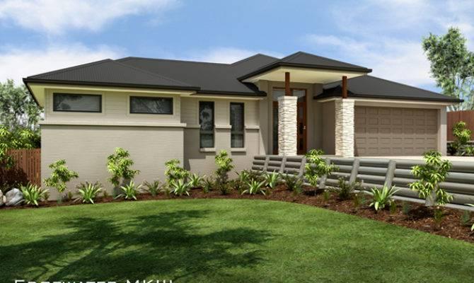 Edgewater Downslope Design Home Tullipan