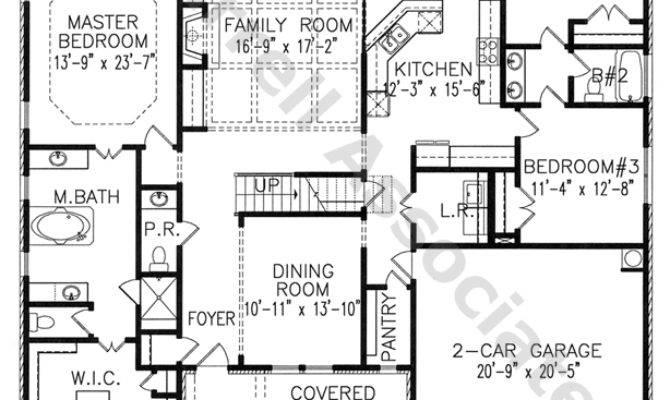 Edmonton Lake Cottage House Plan Active Adult Plans