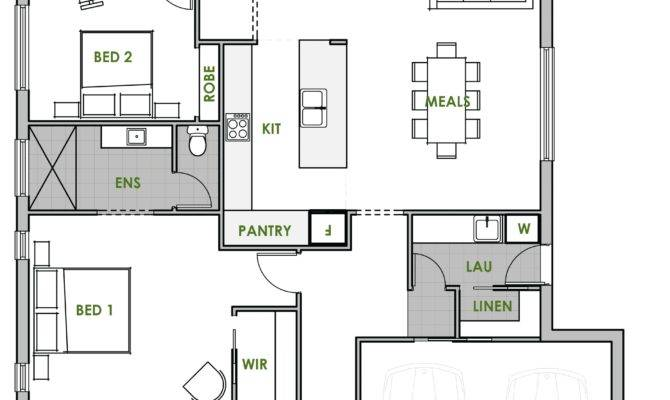 Efficient House Design Awesome Macdonnell Energy Home