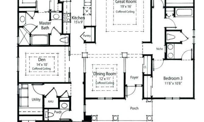 Efficient House Plans Green Home
