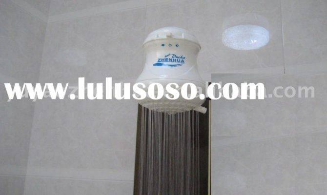 Electric Shower Head Water Heater