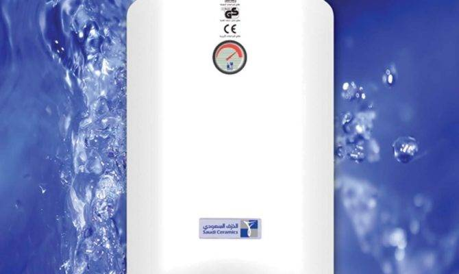 Electric Water Heater Plastic Model Saudi Arabia