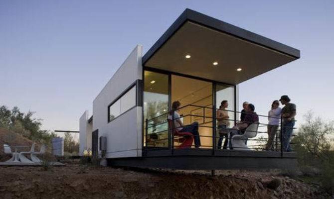 Elegance Modern Tiny House Ideas Home Decoration