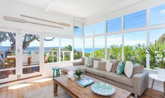 Elegant Coastal Living Beach House Style