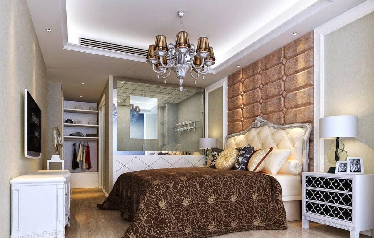 Elegant Designing Bedroom Master There