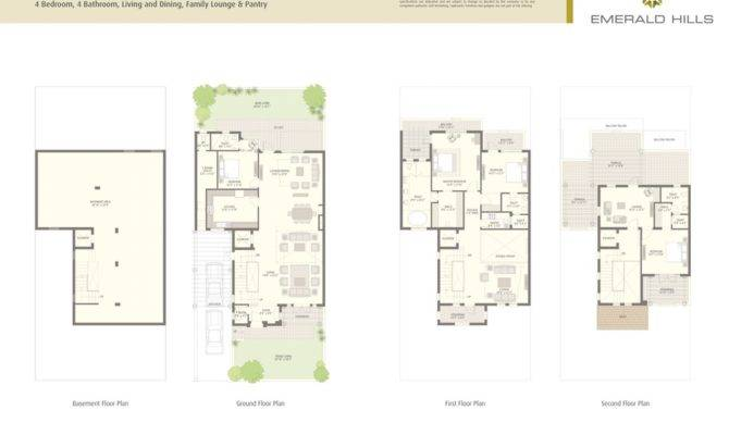 Elegant Italian Villa Floor Plans Interior Design