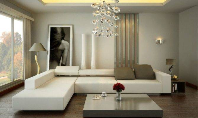 Elegant Small Living Room Design Ideas Shape White