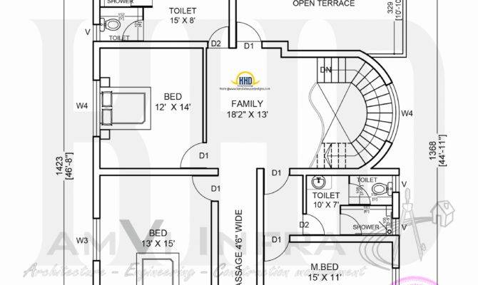 Elevation Floor Plan Kerala Home Design