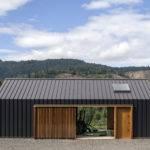 Elk Valley Tractor Shed Fieldwork Design Architecture