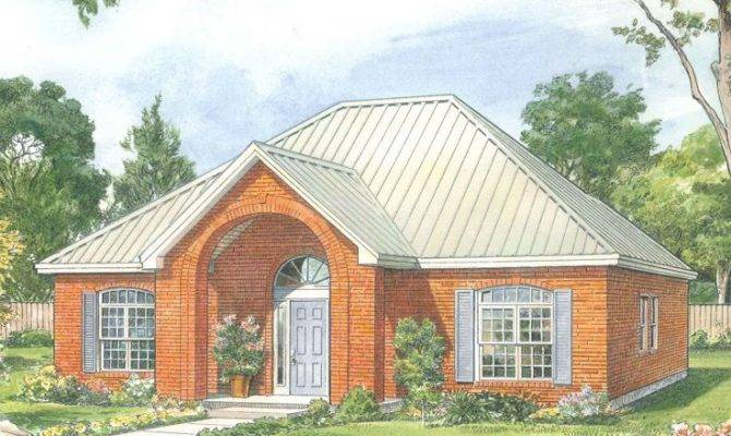 Empty Nester Home Plans Affordable House Plan