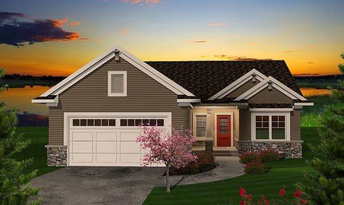 Empty Nester House Plans Affordable Home Plan