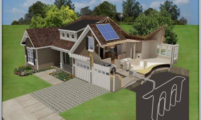 Energy Efficient Home Design Discussion Plans