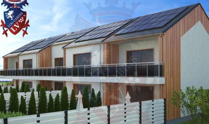 Energy Efficient House Designs Log Cabins Blog