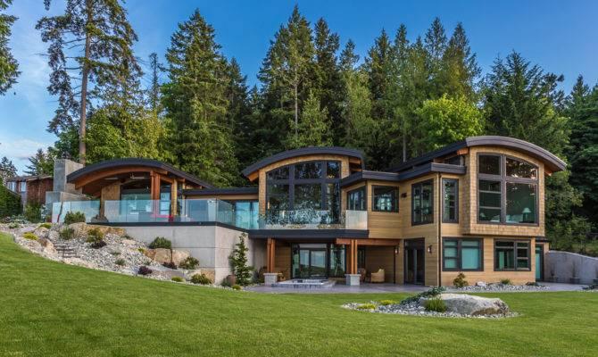 Energy Efficient Luxury Ocean Home Vancouver