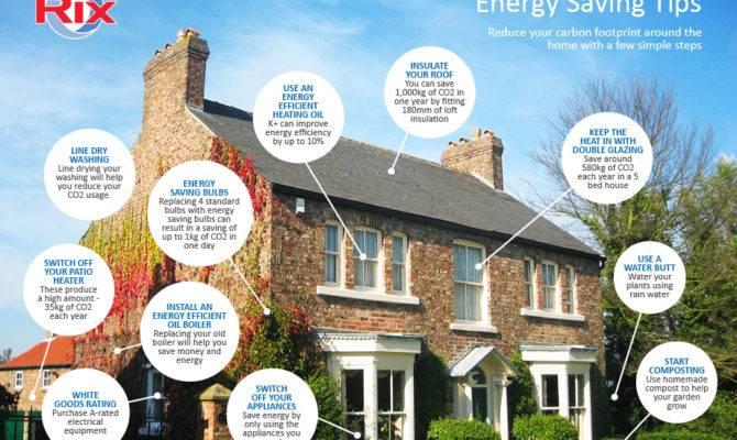 Energy Saving Tips Your Home Rix