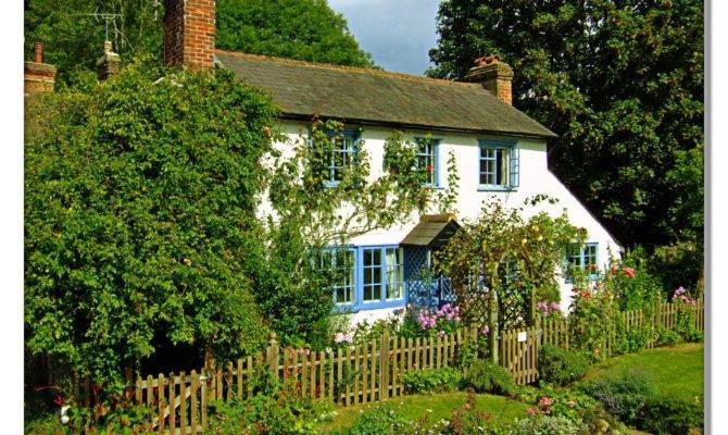 English Country Cottage Peaslake Surrey
