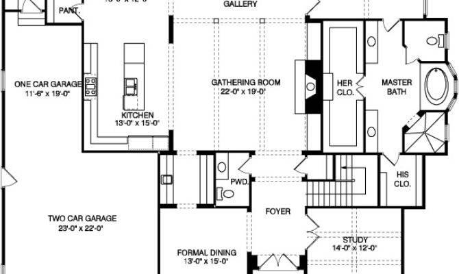 English Manor House Plans Design