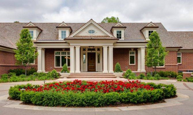 English Style Design Country Houses