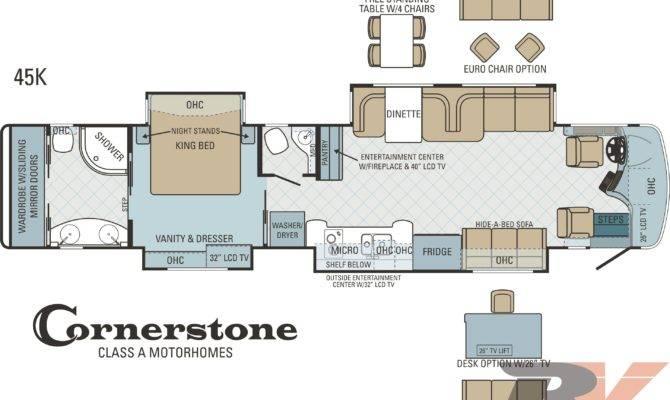 Entegra Cornerstone Motorhome Overview